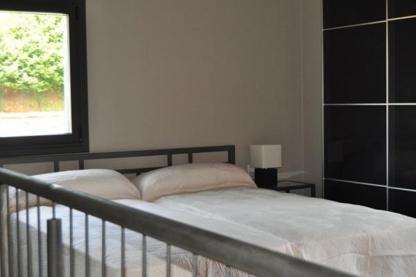 Loft de Logio, dormitorio. Cama de 180 o dos camas separadas