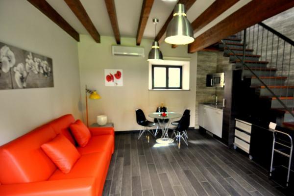Loft de Logio, salón-cocina