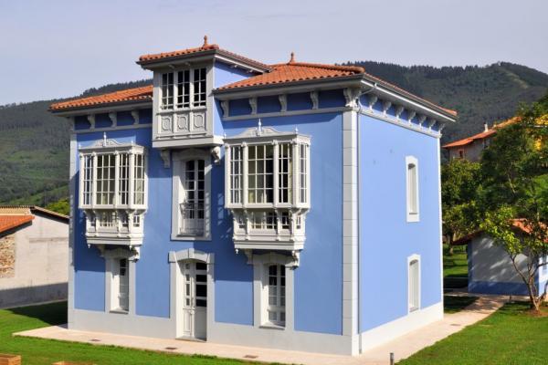 Casona La Sierra, casa colonial rehabilitada en 2011