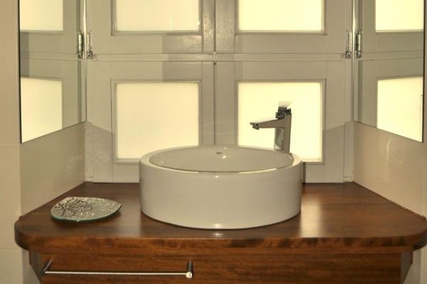 Baño de Casa Ramón