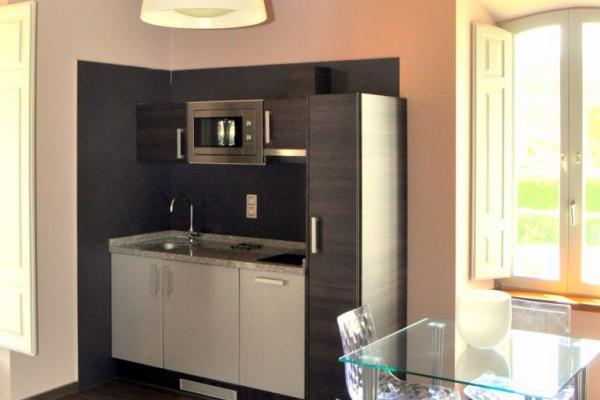 Casa Solita, salón-cocina