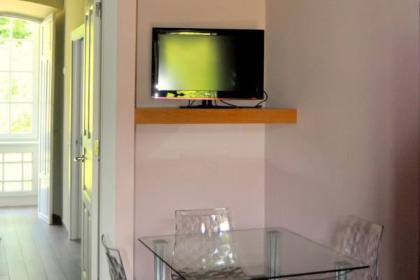 Salón-cocina, Casa Palmira