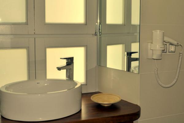 Casa Adón, baño.