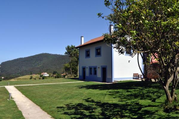 El antiguo pajar rehabilitado de Casona La Sierra