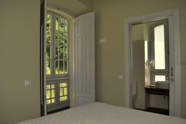Dormitorio de Casa Palmira